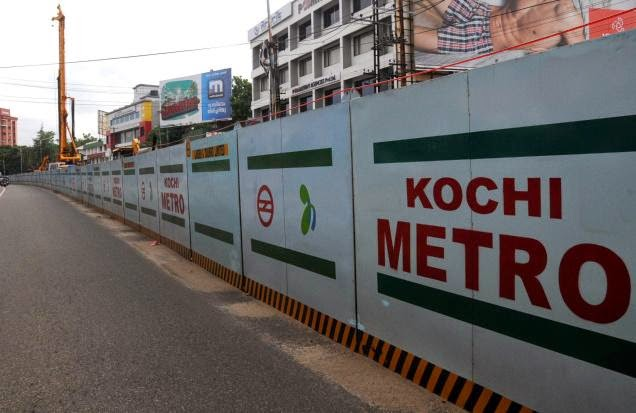 Metro Rail Recruitment 2015 -www.kochimetro.org Government Jobs in India