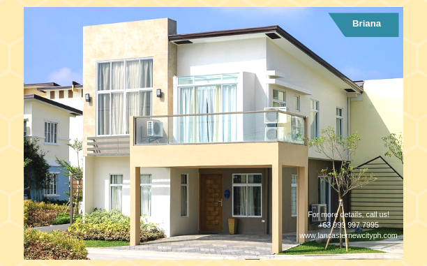 Briana House in Lancaster New City Cavite