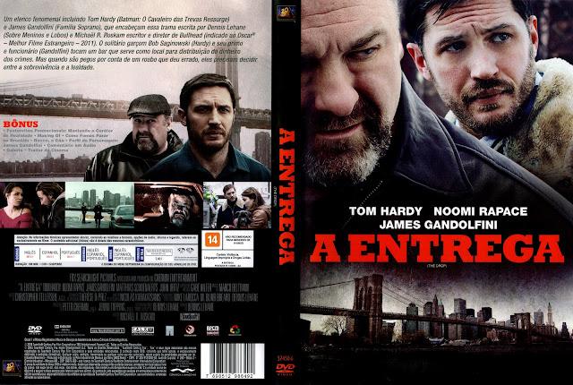 Capa DVD A Entrega