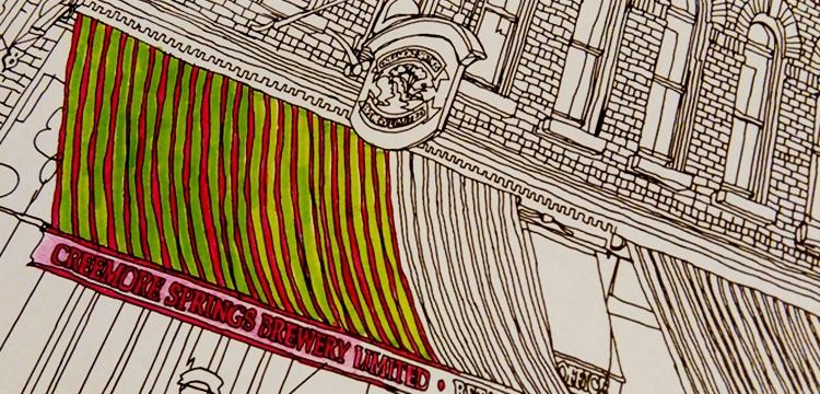 fantastyczne miasta kolorowanka steve mcdonald