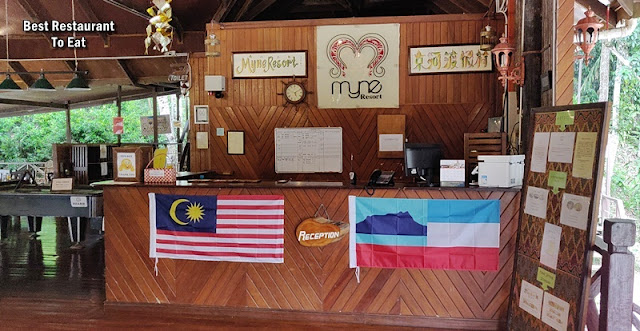 Myne Resort Bilit Sandakan Kinabatangan