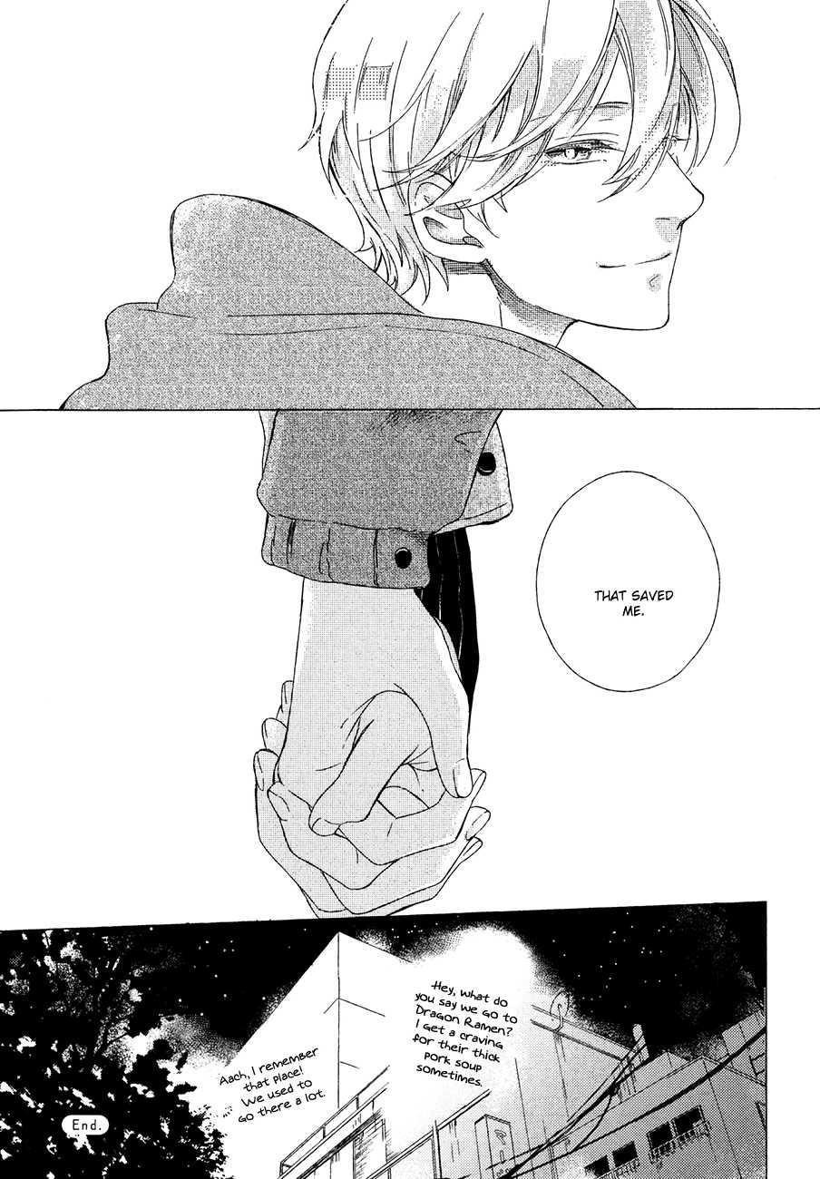 Minori no Te - Chapter 12