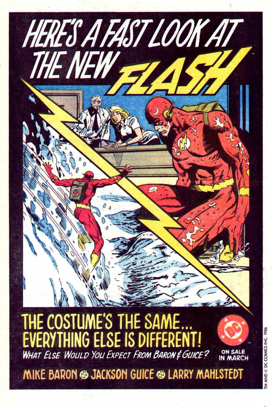 Read online Secret Origins (1986) comic -  Issue #14 - 35