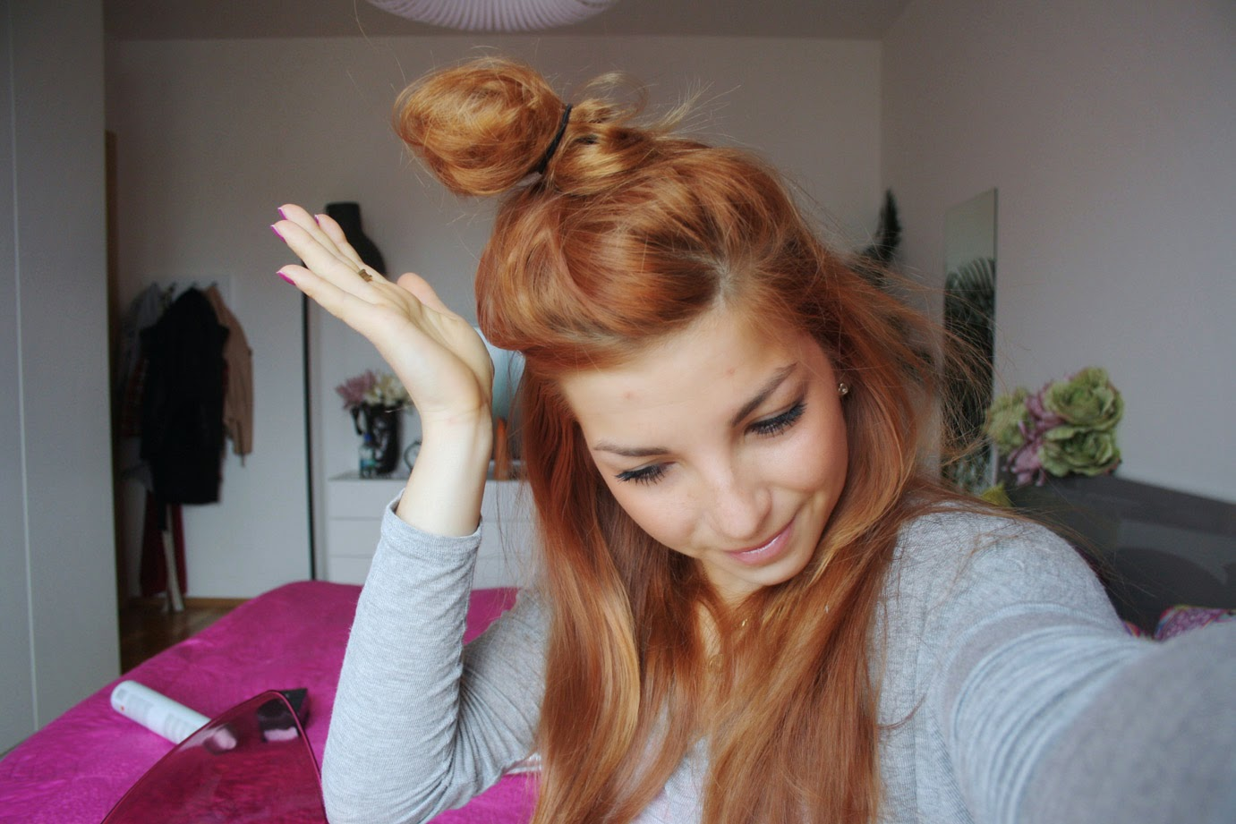 HOW TO  S DOMČOU - WAVY HAIR 7