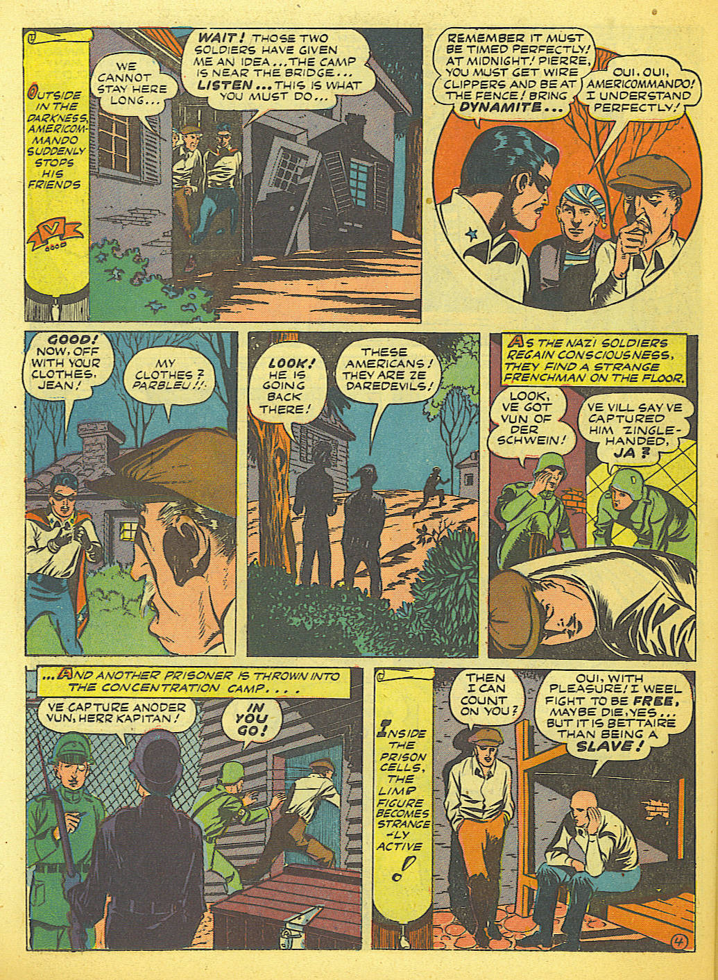 Read online Action Comics (1938) comic -  Issue #58 - 36
