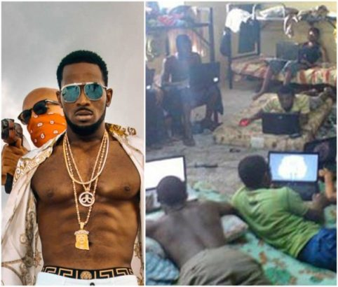 'Most of the new generation record labels are founded by Yahoo boys' -D'banj