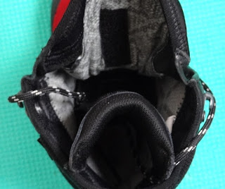 Adjustable Tongue in Mammut Boot