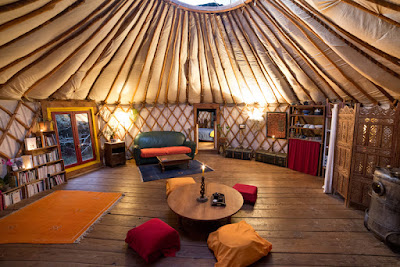 A beginner's guide to 'glamping'
