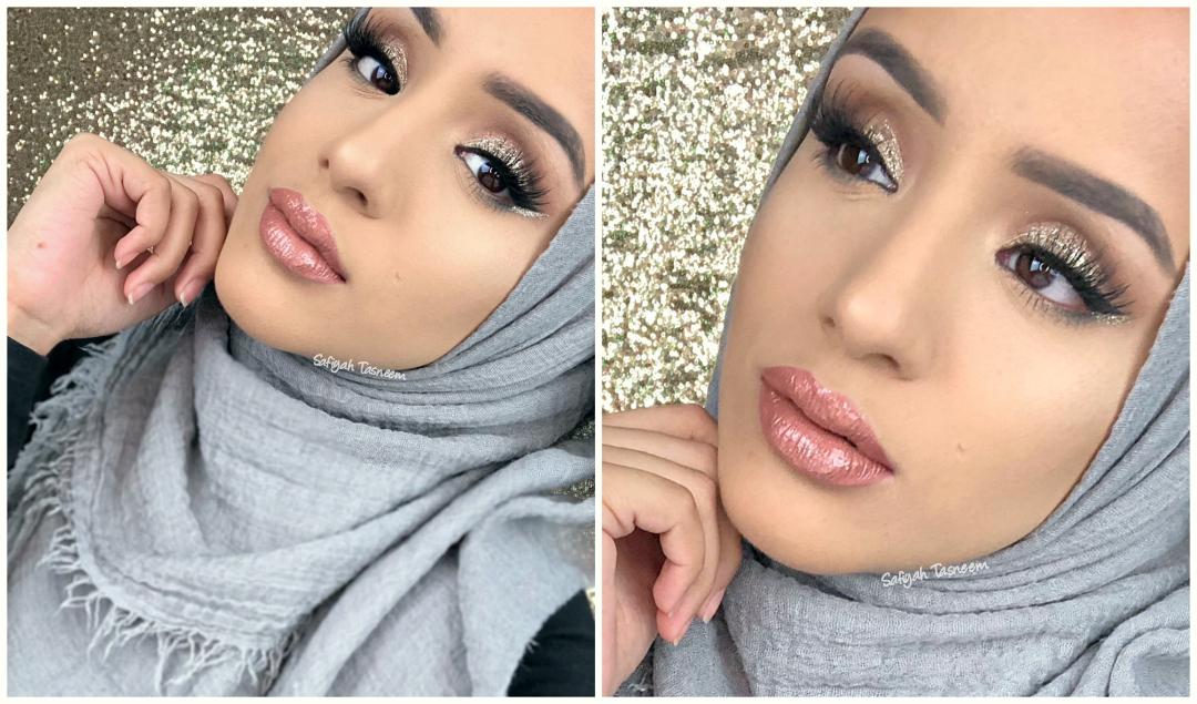 Safiyah Tasneem Ff Ariana Grande No Tears Left To Cry Makeup Look