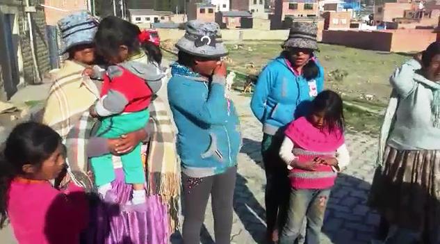 La anterior semana se denunció la orfandad de seis niños tras encarcelamiento de sus padres