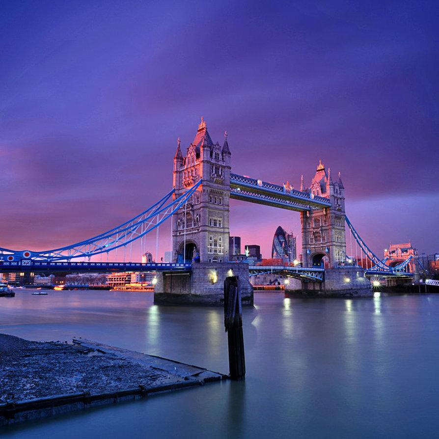 Travel Trip Journey : Tower Bridge London United Kingdom