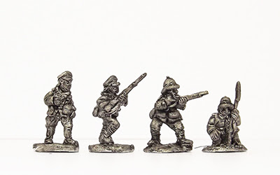 ME15   German Asia Korps infantry