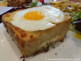 GELATOFIX: CROQUE MADAME