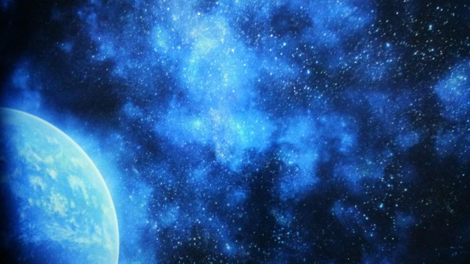 ふんわりとした光の銀河