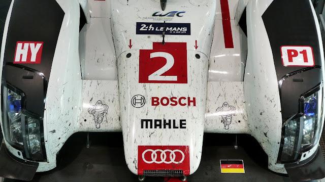 2014 spec Audi R-18 -  Audi Forum Ingolstadt