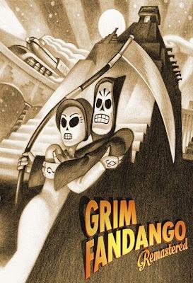 Grim Fandango: Remastered (PC) 2015