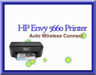 HP ENVY 5660 Wireless Printer Setup