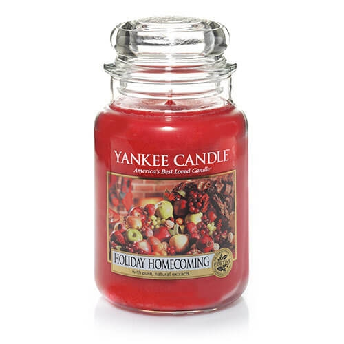 yankee candle holiday homecoming