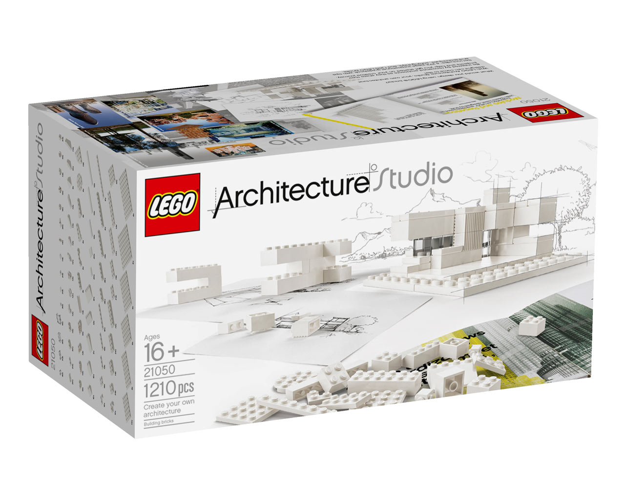 lego architecture studio architect architectural building pieces marlite friday legos studios architects build kit teens adult レゴ adults own win