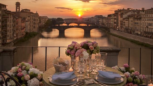 Ingressos para um jantar típico e concerto no coração de Florença