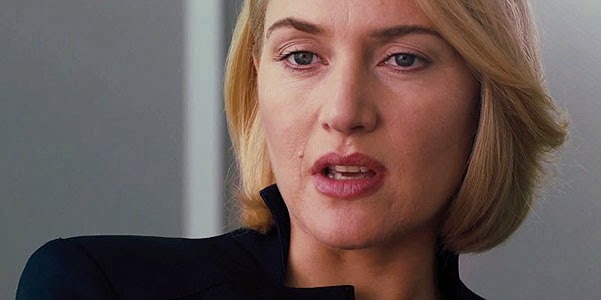 Kate Winslet in the final teaser trailer of Divergent
