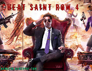 Cheat Saint Row 4
