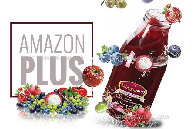 Amazon Plus Obat Alami Penyakit Stroke