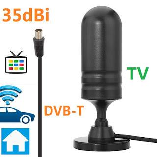 ANTENNA TV 35 DBI