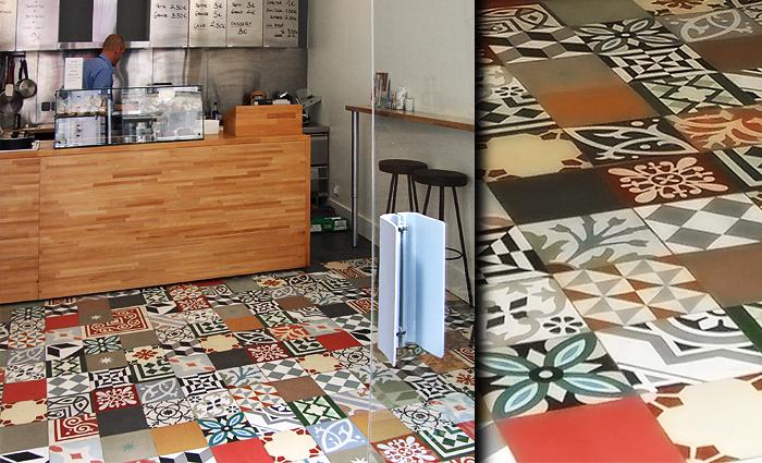 mosaic del sur le cementine tilezooo. Black Bedroom Furniture Sets. Home Design Ideas