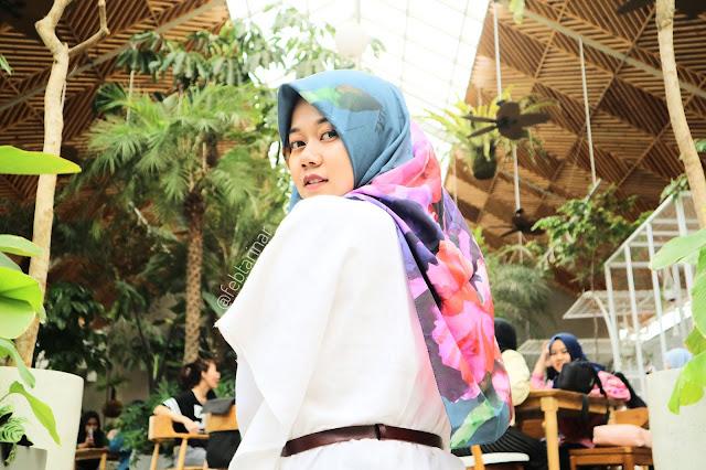 jardin cafe bandung, rara febtarina, blogger bandung,