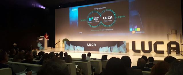 LUCA: Ayer se inició el viaje hacia Data-Driven