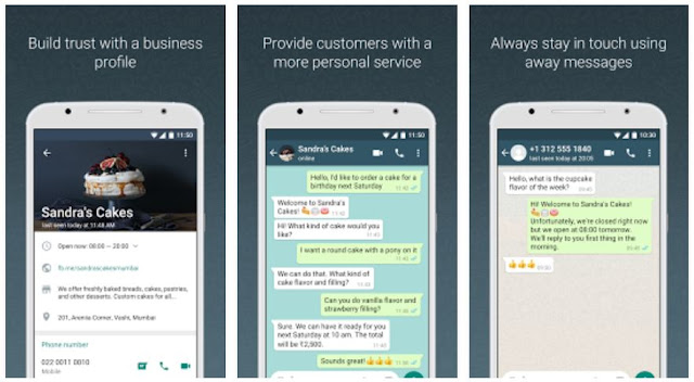 WhatsApp Business App for SMEs Now Available in India | TekkiPedia News