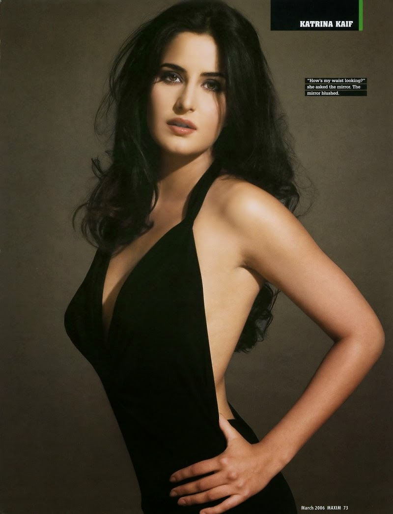 Katrina Kaif Maxim 2006 Photos