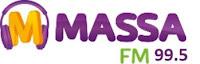 Rádio Massa FM 99,5 de Nova Andradina MS