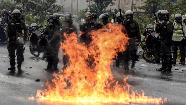"""""""Oposición venezolana busca una invasión que nunca va a suceder"""""""