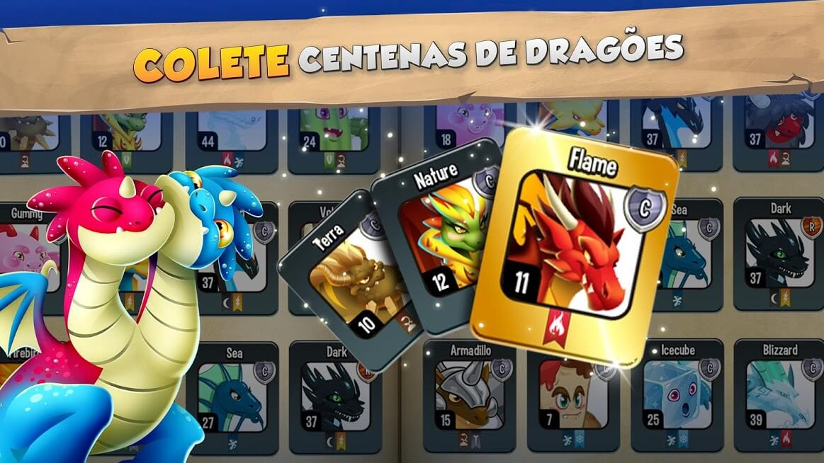 Dragon City apk free 2021 v 12.0.2