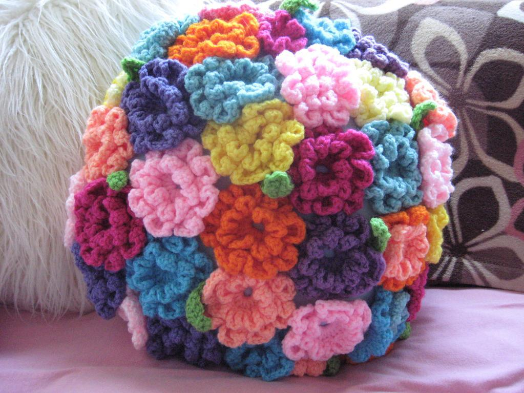 Crocheting Conversations Lay Down Your Head