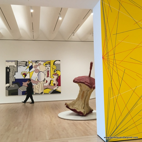 new gallery at the San Francisco Museum of Modern Art