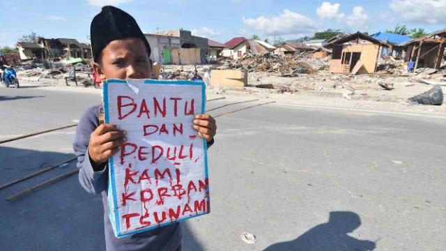 Pro Kontra RI Pulangkan Relawan Asing dari Palu