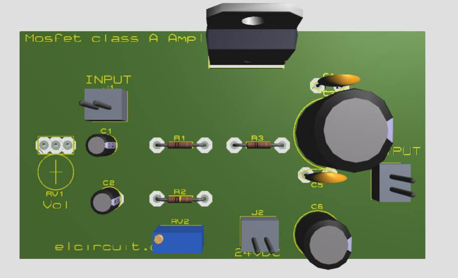 The Classa Amplifier Site Jlh Classab Amplifier