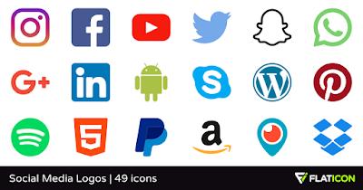 logo all social media