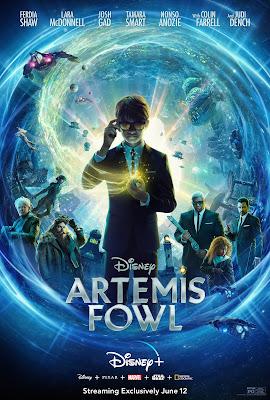 Artemis Fowl 2020 Eng WEB HDRip 480p 300Mb ESub x264