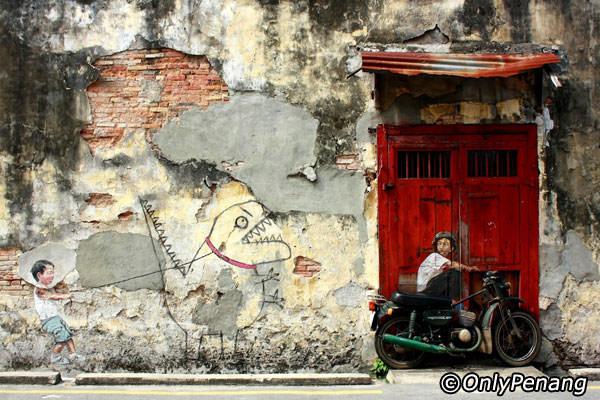 10 TEMPAT MENARIK DAN UNIK DI PENANG MALAYSIA, JOM BERCUTI !