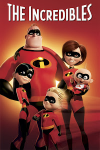 Poster Of The Incredibles (2004) In Hindi English Dual Audio 300MB Compressed Small Size Pc Movie Free Download Only At worldfree4u.com