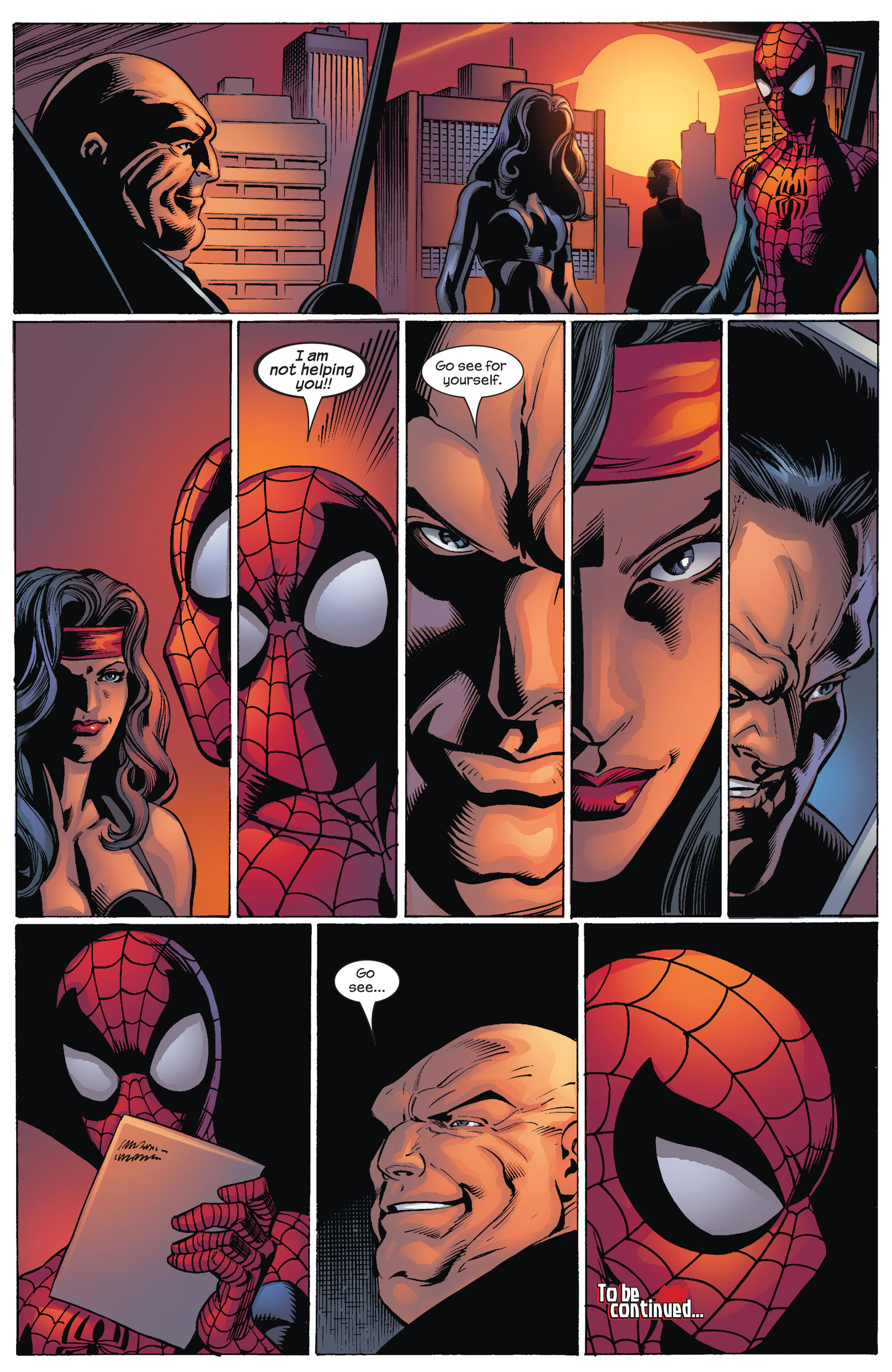 Read online Ultimate Spider-Man (2000) comic -  Issue #80 - 22
