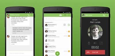 Download Source Code Aplikasi Chatting Berbasis Android