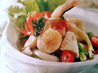 Gambar Resep Caresol Seafood