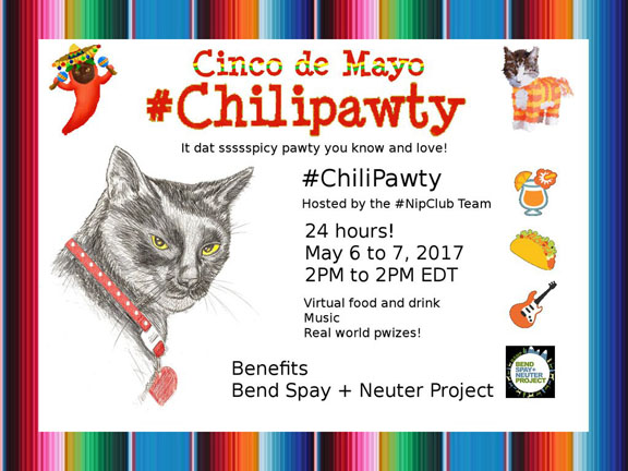 Your #Chilipawty Invite Plus CK Tells Jokes