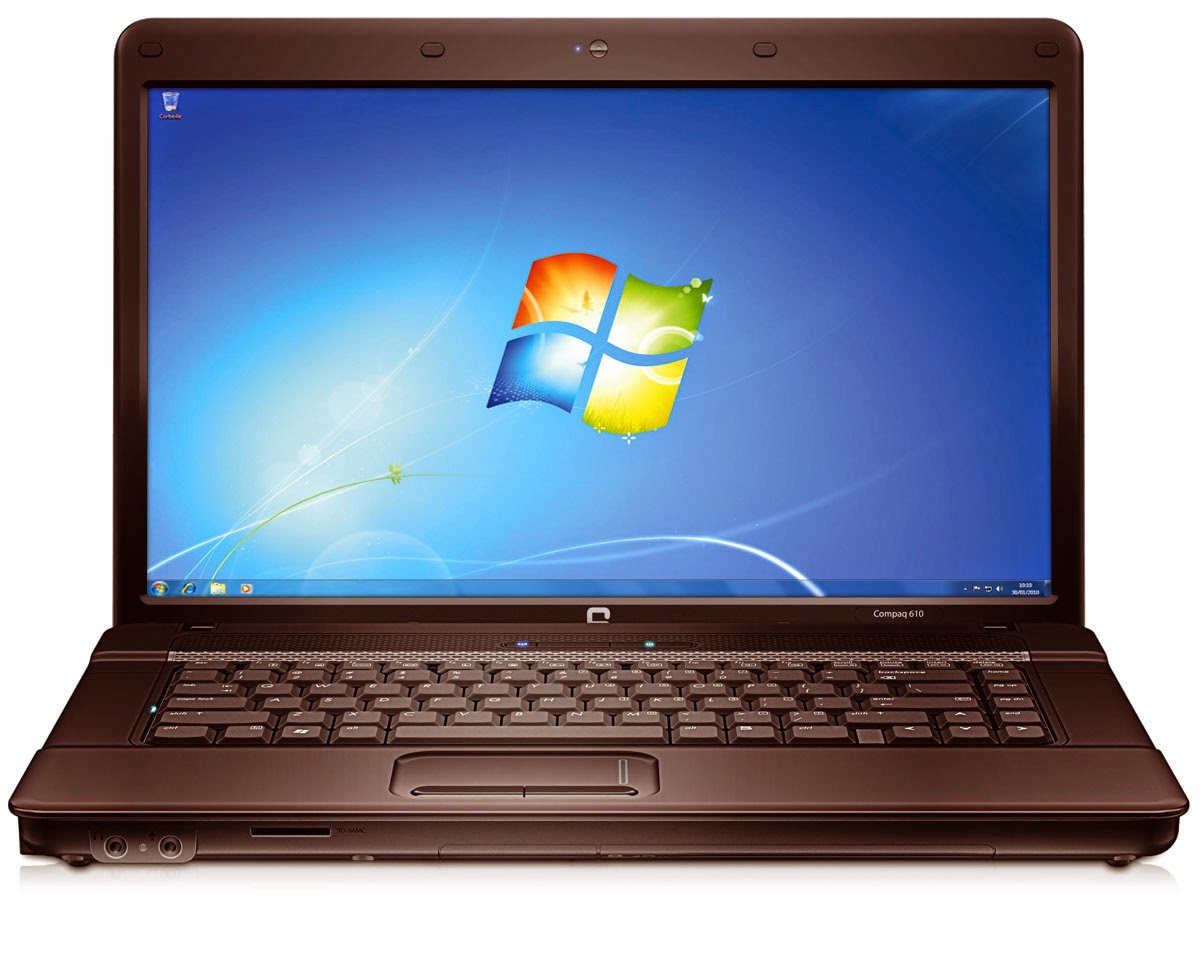 HP Compaq 610 Driver Download For Windows 7, its also compatible with windows 8 and windows 8.1