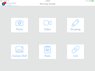 Seesaw Tools for Learning